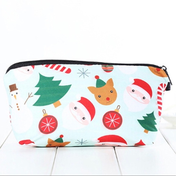 Handbags - Holiday🎄Cosmetic Bag